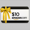 $10 Amazon Giveaway