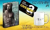 $100 Amazon Gift Card, Signed Paperback, & Secret Mug
