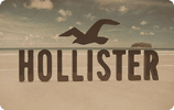 $100 Hollister Co. Gift Card