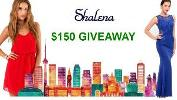 $150 Shalena Shopping Spree