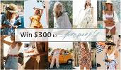 $300 Free People Gift Card