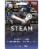 $50 Steam Giftcard (Canadian Dollars)