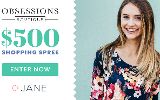 $500 Gift Card to Obessions Boutique!