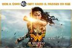$500 Gift Card to Silver Snail + 2 Passes to 'Wonder Woman' ($525)
