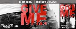 "$500 prize and ARC of ""Give Me Fever"""