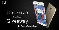 #NeverSettle win a OnePlus 3