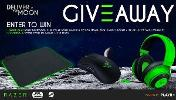 1 GRAND PRIZE of Razer Deathadder Elite Mouse, Razer Goliathus Chroma Mouse, Razer  Kraken Headset + Steam code for Deliver Us The Moon & 10 RUNNERS-UP Steam codes for Deliver Us The Moon!!