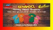 1 winner gets 1 XendAndCL T-shirt. (Your choice of size and colour)