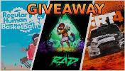1 Winner will win  Regular human basketball, rad & dirt 4!