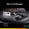 1st PRIZE - EVGA Nu Audio PCIe soundcard + Z10 Mechanical gaming keyboard  2nd PRIZE - EVGA CLC280 AIO cooler with 280mm radiator  3rd PRIZE - EVGA Z10 Mechanical gaming keyboard