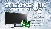 1st Prize= LG 34GL750-B 34 inch Curved Monitor  & 2nd Prize = $50 Digital Giftcard (Winner's Choice)