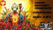 2 Winners will win BORDERLANDS 3 STANDARD EDITION XBOX ONE!!