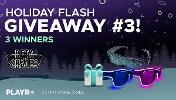 3 Winners Will Win  Beta Shades!!