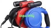 8M Retractable LED Leash