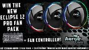 AeroCool Eclipse 12 ARGB Fan Pack