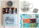 Alice in Wonderland Book Sleeve, Mug with Infuser and 6 Tea Tins Giveaway!