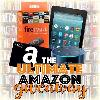 Amazon Echo Dot + Kindle Fire + Fire TV Stick + $100 Amazon Gift Card