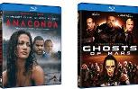 Anaconda & Ghosts of Mars