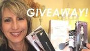 Assortment of beauty products Giveaway!