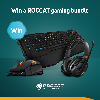 Awesome Roccat Peripherals Bundle Giveaway!