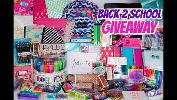 Back To School Items Giveaway!