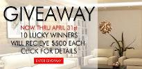 Beautiful Things Lighting Spring Madness Giveaway!