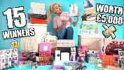 Beauty Products Prize Pack Giveaway!