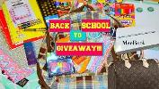 BIGGEST Back to School Giveaway 2017 - (MacBook, Louis Vuitton, Makeup, Supplies)