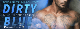 BLITZ & GIVEAWAY: DIRTY BLUE BY N.E. HENDERSON