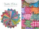 Bright Ragged Homespun Quilt Kit Giveaway