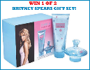 Britney Spears Curious Gift Packages Giveaway
