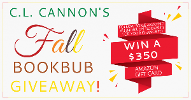 C.L. Cannon's Fall BookBub $350 Amazon Gift Card Giveaway!
