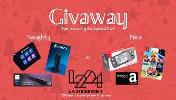 Choose the Naughty prize- Elgato wave 3 mic, mini stream deck and Phillips hue play bar light OR  Nice prize - Nintendo switch lite, 3D Mario Allstars $20 amazon gift card!!