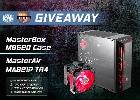 Cooler Master MasterBox and MasterAir Giveaway