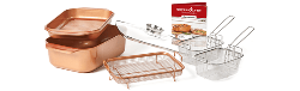 Copper Chef Wonder Cooker Review & Giveaway""