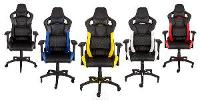 Corsair T1 RACE gaming chair giveaway