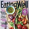 cover of eating well mag - veggies