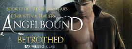 Cover Reveal & Giveaway - Betrothed by Christina Bauer