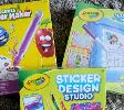 Crayola Holiday Top Toys Prize Pack
