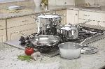 Cuisinart 7-Piece Stainless Cookware Set