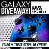 Custom Galaxy Controller for Xbox One, PS4 or Gamecube