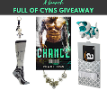 Cyn City Cyborgs Launch Giveaway! Win fun prizes!