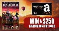 Dean F. Wilson $250 Amazon Gift Card Giveaway