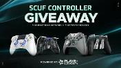 Enter for a chance to WIN: A SCUF Controller Impact for PlayStation  OR A SCUF Controller Prestige for Xbox!