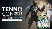Enter new to win a Digital Pack for Warframe's 2021 TennoCon!