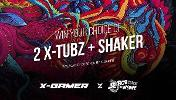 Enter now for your chance to win a X-Gamer 2 x Tubz & Shaker Bundle!