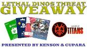 Enter to win either a $30 gift card of choice or 1 of 2 available Path of Titans keys!!