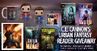 Enter to win this Awesome prize pack including books, coffee mug ,Supernatural Funko Pops & lots more!!