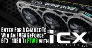 EVGA GeForce GTX 1080 Ti FTW3 Giveaway