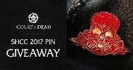 Exclusive Court of the Dead Pin